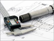 design-engineering and value-engineering metal work - Vernier