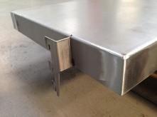 Dymond Engineering - metalwork fabrication, folded on CNC press brakes