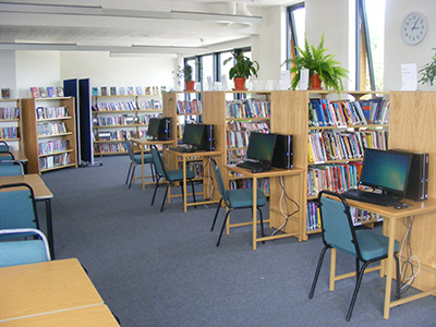 Braunton Library Case Study - Dymond Engineering
