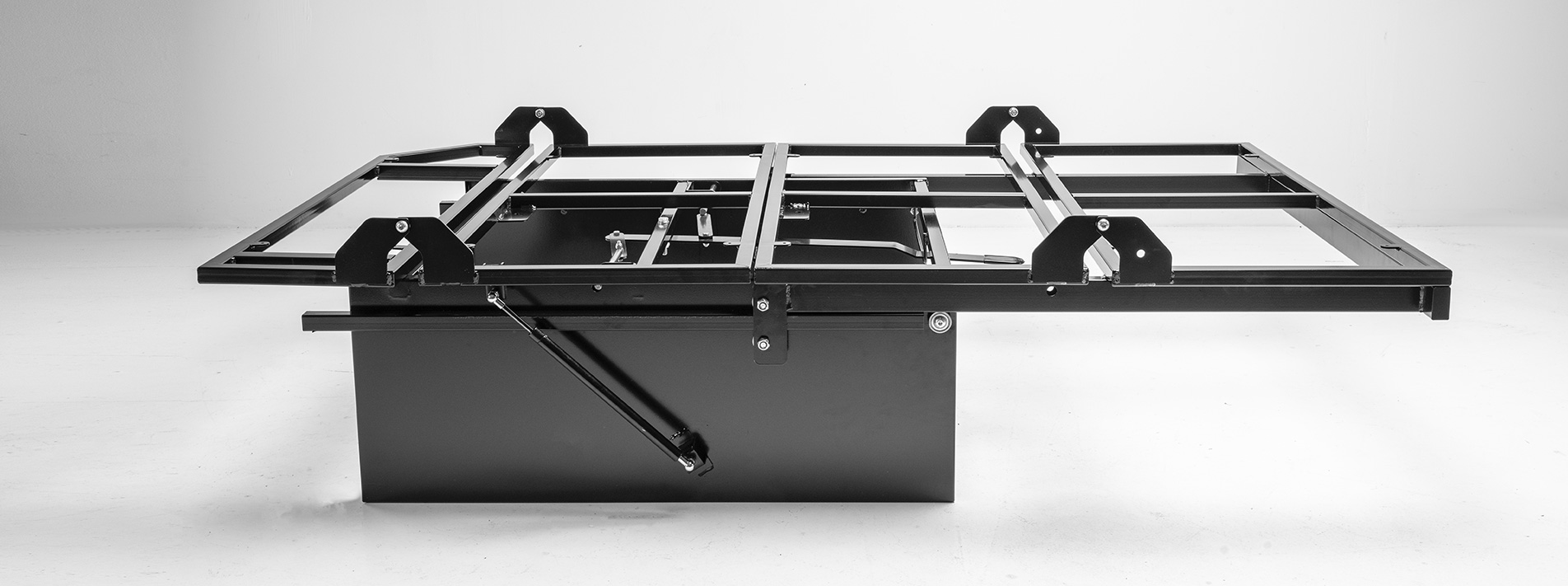 Rock-and-Roll-Bed-Frame for Campervan conversions