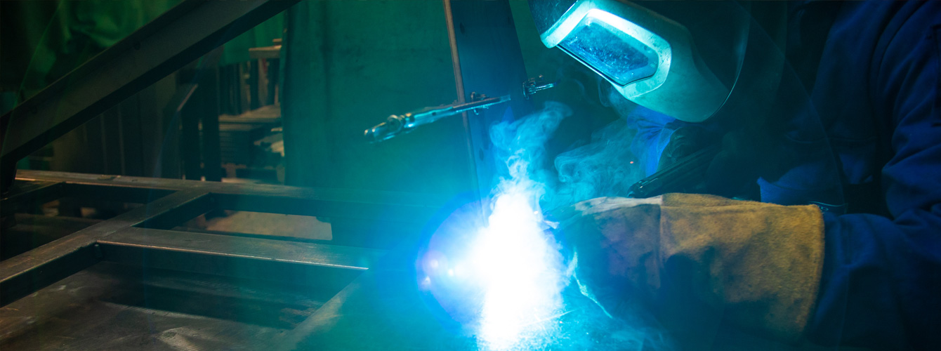 Dymond Engineering; MIG welding for extra strength