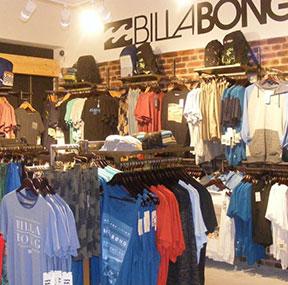 Retail Display Equipment - Midfloor and wall fittings