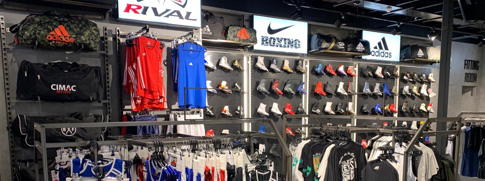 Bespoke Shopfitting Systems