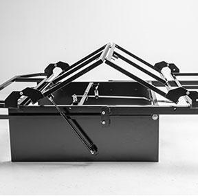 VW Camper Metal Bed Frame