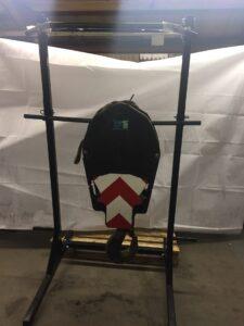 Testing Total Training Tower Bar Bell Hook