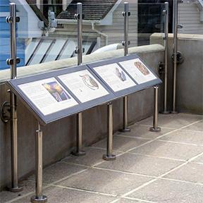 Bespoke Metal Stand